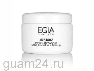 EGIA Крем обновляющий миндальный Mandelic Renew Cream, 250 мл. код FPS-32
