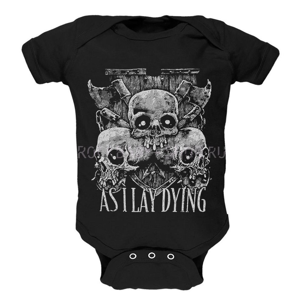 Детский боди As I Lay Dying