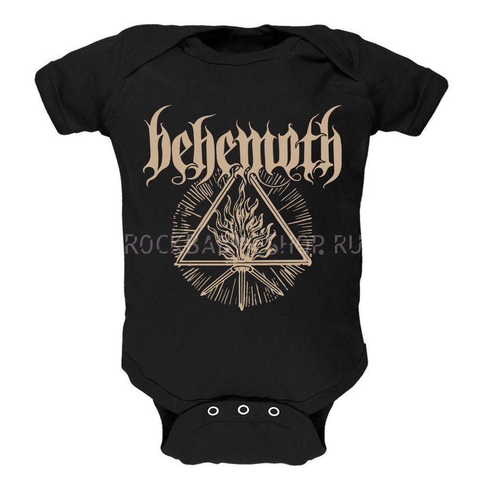 Детский боди Behemoth