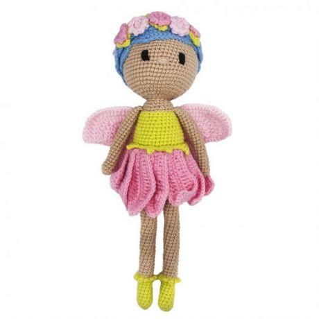 Игрушка вязанная Кукла Эйбрил