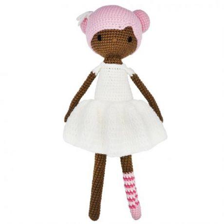 Игрушка вязанная Кукла Джульетта