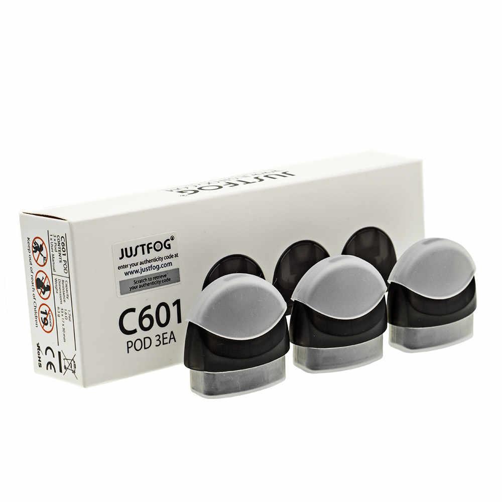 Картридж Justfog C601 1.7 ml