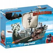 Набор Playmobil 9244 Корабль Викингов Драго