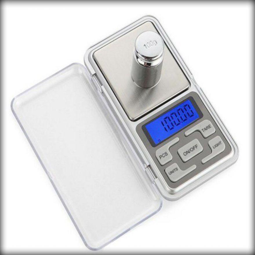Портативные электронные карманные весы