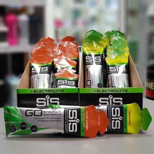 SiS - GO Energy + Electrolyte (60 мл)