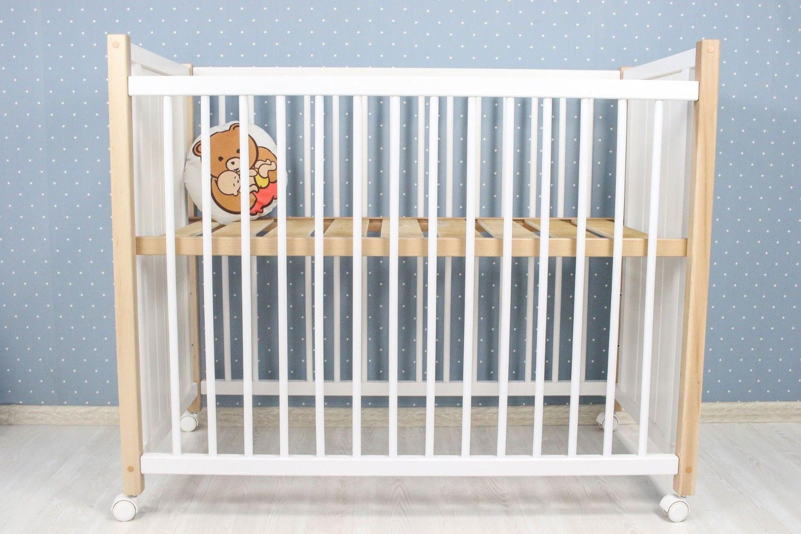 Кроватка для новорожденных Классик