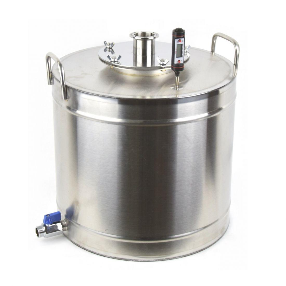 Перегонный куб Самогонофф Медиум, 21 литр