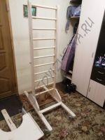 Шведская стенка (лестница)  на колесиках. На заказ.