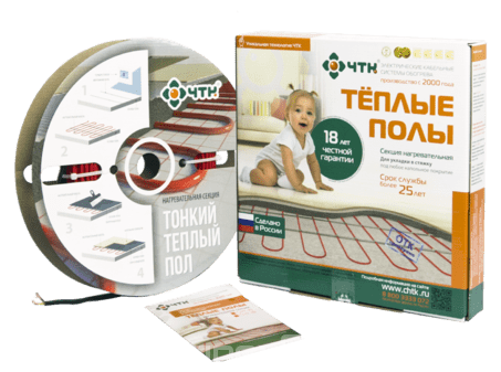 Теплый пол СНТ-15-381 Вт