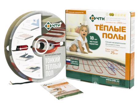 Теплый пол СНТ-15-551 Вт