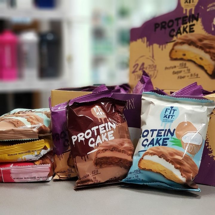 FitKit - Protein Cake (70 г)