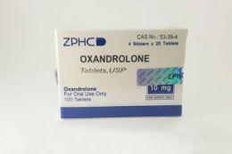 Oxandrolone ZPHC купить