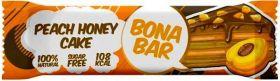 Баточник Bona Bar 50гр Персиковый Медовый Торт