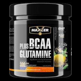 MAXLER BCAA + GLUTAMINE 300 Г