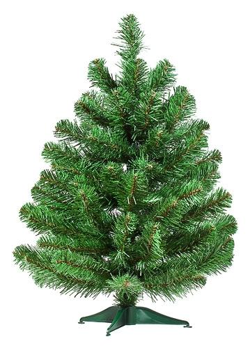 Искусственная елка Норвежская 90 см зеленая