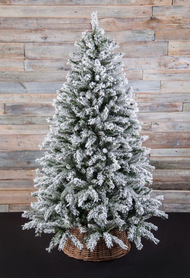 Искусственная елка Атлантида 120 см заснеженная