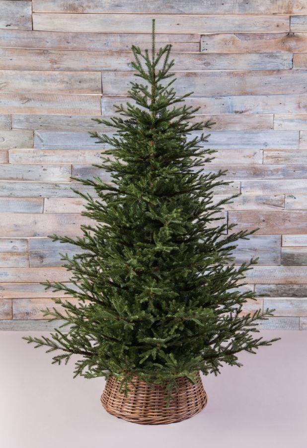 Искусственная елка Французская 185 см зеленая