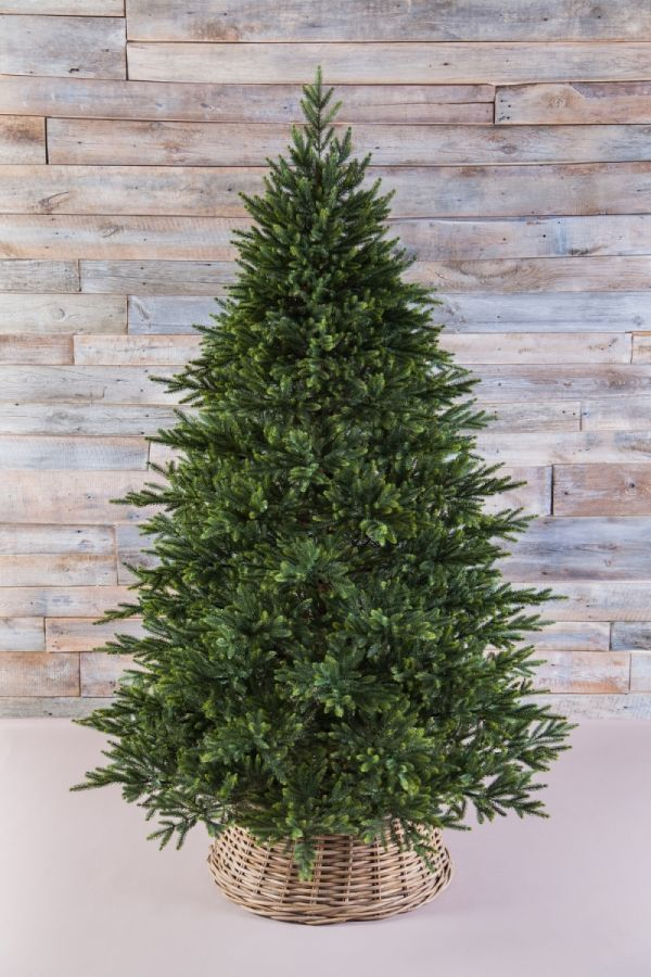Искусственная елка Королевская премиум full PE 260 см зеленая