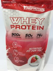 King WHEY PROTEIN 900 G