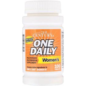 One Daily для женщин 100 таблеток