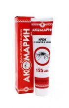 """Крем от комаров и мошек """"Акомарин"""", 100 мл."""