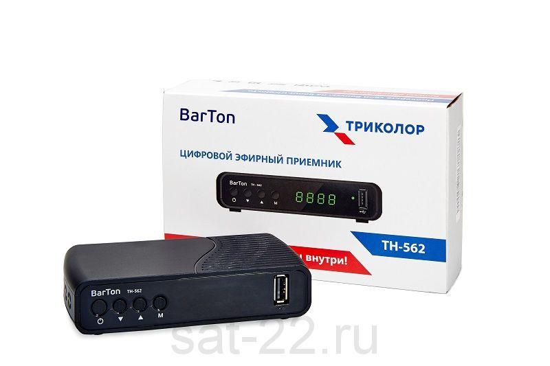 Эфирный приемник Barton TH 562