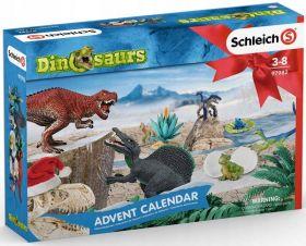 Набор SCHLEICH 97982 Динозавры календарь
