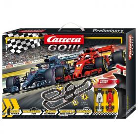 Автотрек Carrera GO - No Limits 62485