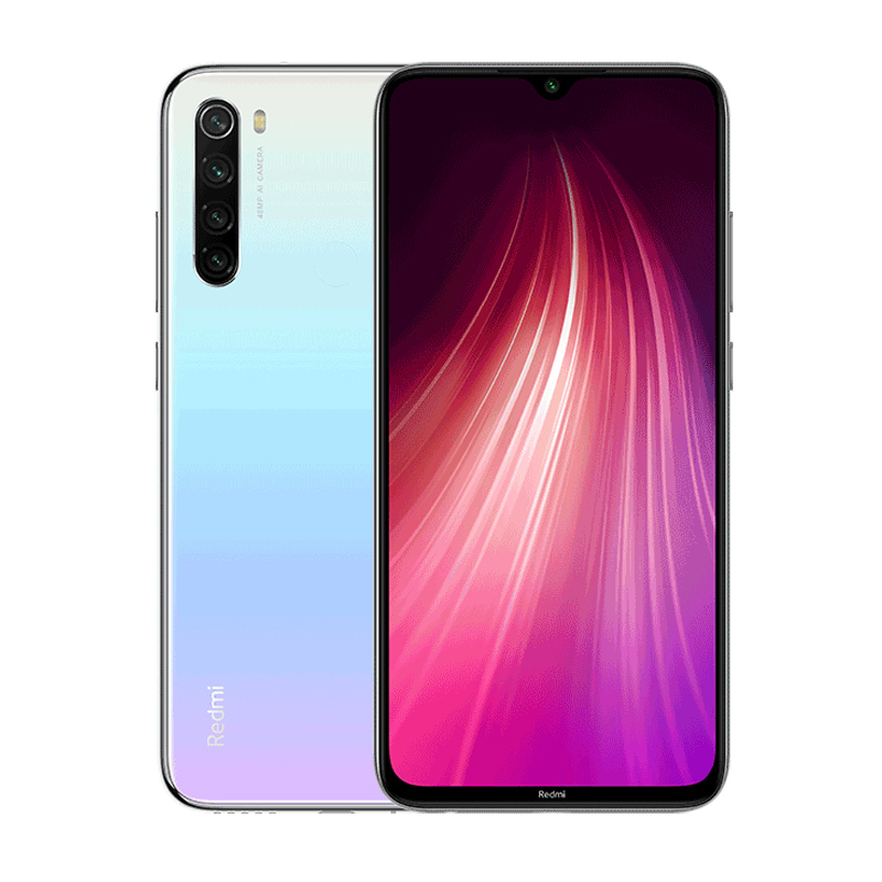 Смартфон Xiaomi Redmi Note 8 3/32GB White