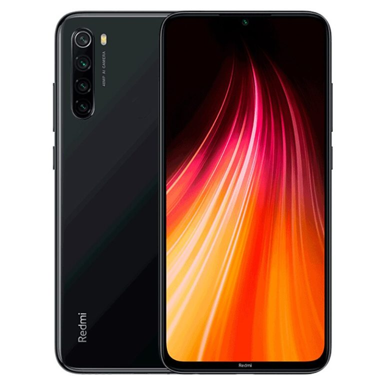 Смартфон Xiaomi Redmi Note 8 3/32GB Black
