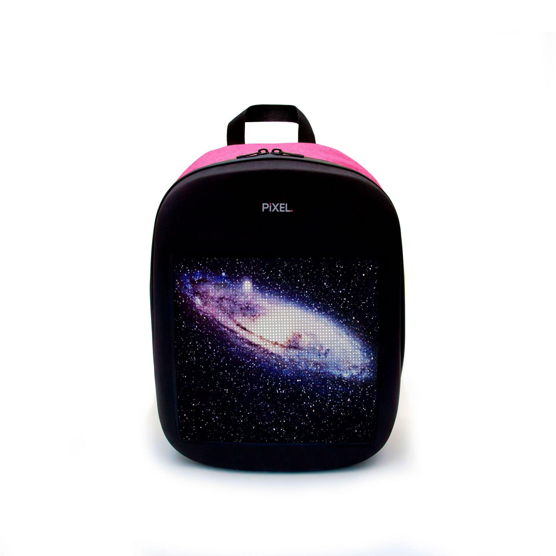 Рюкзак Pixel ONE PINKMAN (розовый)