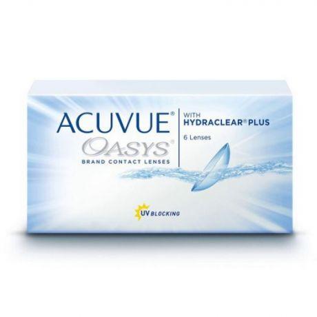 Acuvue Oasys 6 pk