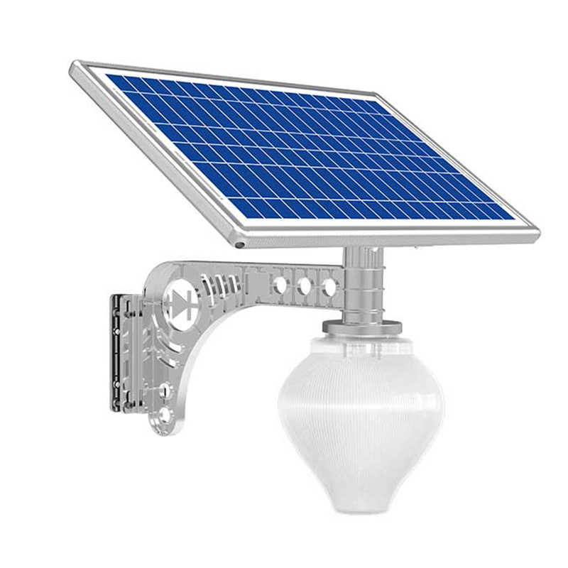 Уличный светильник 15Вт 880Лм на солнечных батареях Peach Light 1.0 Blue Carbon