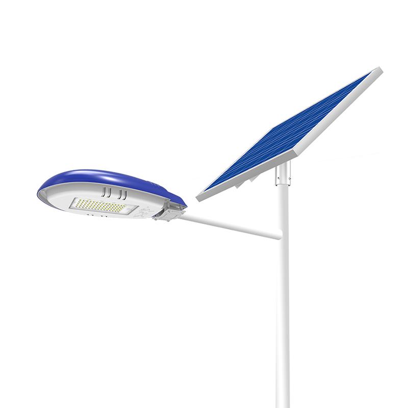 Уличный светильник 40Вт 3800Лм на солнечных батареях Pure-Precious Light Blue Carbon
