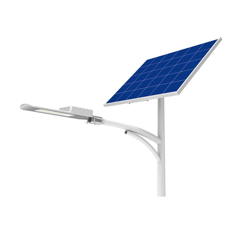Уличный светильник 50Вт 3200Лм на солнечных батареях Sword Light Blue Carbon