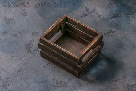 Деревянная коробочка. Арт. 2044