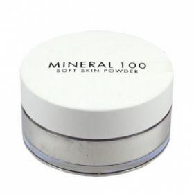 A'PIEU Mineral 100 Soft Skin Powder 5.5g  - Пудра рассыпчатая минеральная