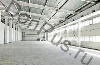 Аренда производственно-складского комплекса – 1276 кв.м. Без комиссии.