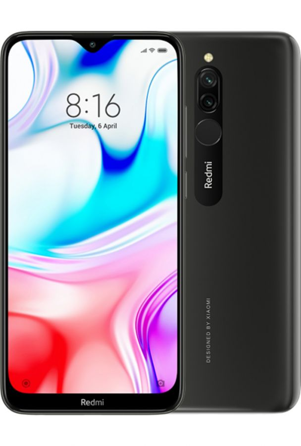 Xiaomi Redmi 8 Gray 32Gb