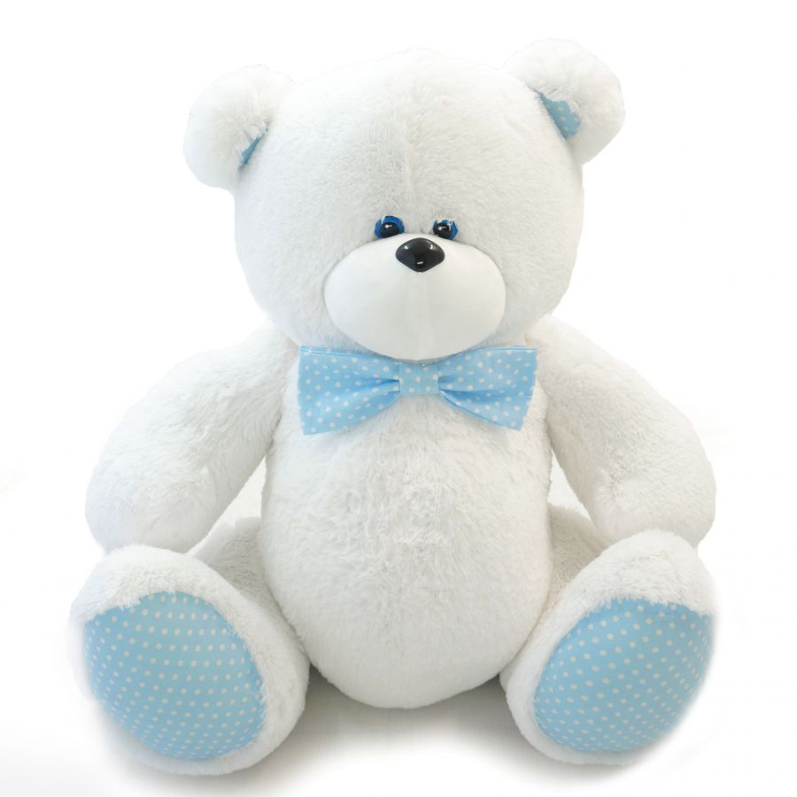 Мишка Тимми 110см Белый