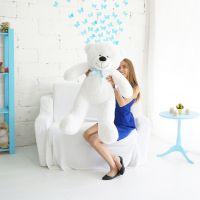 Мишка Федор 125см Белый