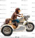 "Мотоцикл с коляской 85087 ""The Sidecar Tour. Forchino"""
