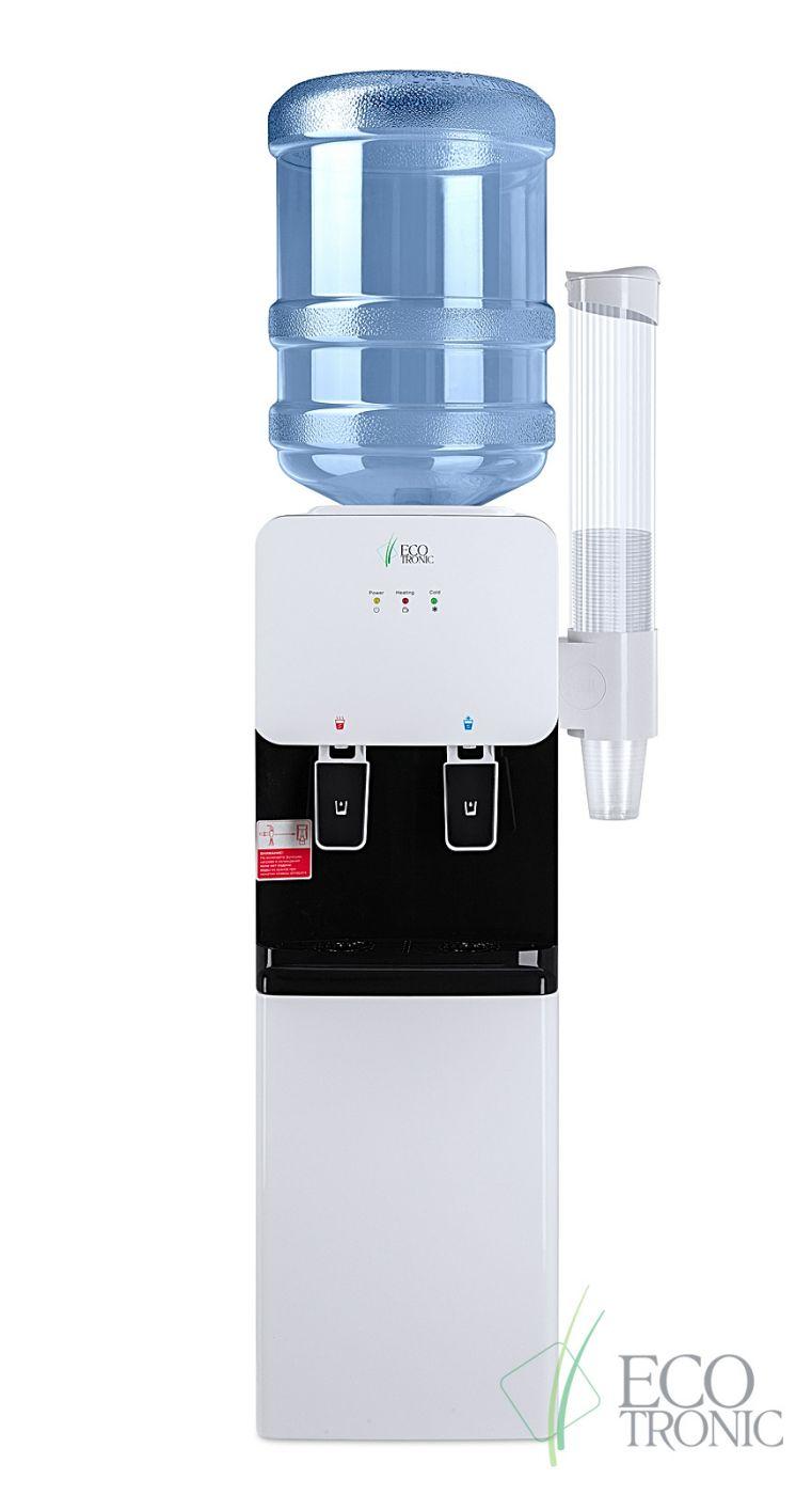 Кулер для воды Ecotronic J1-LCE XS
