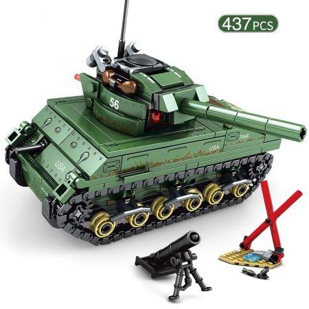 Конструктор Lego Американский танк Sherman М4