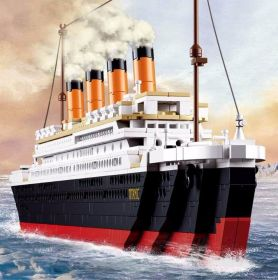 Конструктор RMS Титаник