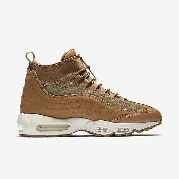 Nike Air Max 95 Sneakerboot Flax