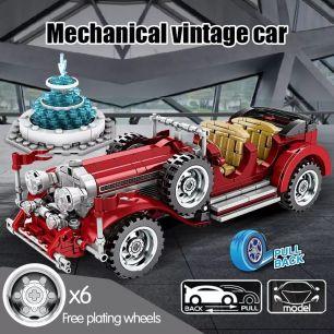 Конструктор Lego классический ретро автомобиль