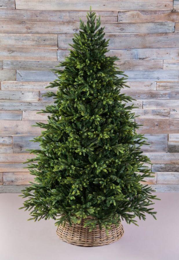 Искусственная елка Королевская премиум 215 см зеленая