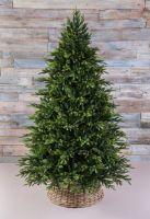 Искусственная елка Королевская премиум 215 см зеленая - Купить