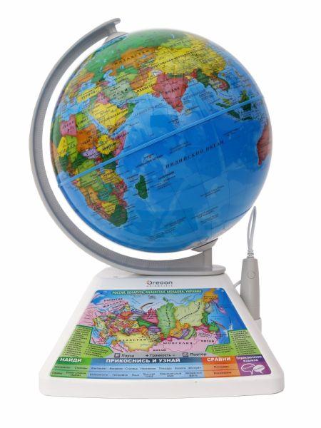 Интерактивный глобус Adventure 2.0 AR